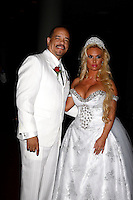 LOS ANGELES - JUN 3: Ice-T and Coco at a ceremony where Ice-T and Coco renew their wedding vows at the W Hotel in Los Angeles, California on June 3, 2011.