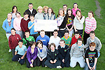 Cheque Presentation by Duleek Youth Group for money raised by Meals on Wheels...Photo NEWSFILE/Jenny Matthews.(Photo credit should read Jenny Matthews/NEWSFILE)....This Picture has been sent you under the condtions enclosed by:.Newsfile Ltd..The Studio,.Millmount Abbey,.Drogheda,.Co Meath..Ireland..Tel: +353(0)41-9871240.Fax: +353(0)41-9871260.GSM: +353(0)86-2500958.email: pictures@newsfile.ie.www.newsfile.ie.FTP: 193.120.102.198.