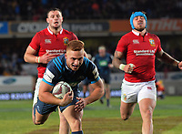 during the 2017 DHL Lions Series rugby union match between the Blues and British & Irish Lions at Eden Park in Auckland, New Zealand on Wednesday, 7 June 2017. Photo: Dave Lintott / lintottphoto.co.nz