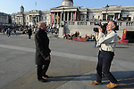 George Galloway, Trafalgar Square