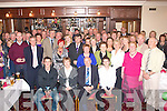 5802-5807.---------.Time to relax EOT.-------------.Michael Griffin(seated 2nd from the Rt)from Knockmoyle Tralee,celebrated his retirement from Tralee court services,Ashe St,Tralee after a 35yrs,in the kerins O'Rahilly's Gaa clubhouse,Strand Rd Tralee,last Friday night surrounded by his family,friends,work colleague's and many from the finest of kerry's legal fraternity.