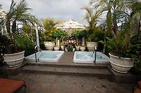 Hotel Grano de Oro, San Jose, Costa Rica, March 9, 2013.
