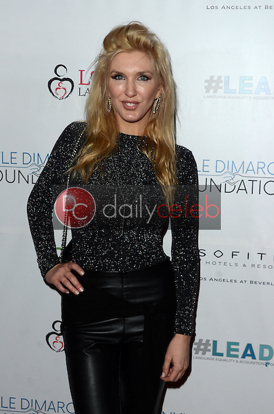 Erin Gavin<br /> at the Nyle DiMarco Foundation Love &amp; Language Kickoff Campaign 2016, Sofitel Hotel, Beverly Hills, CA 11-29-16<br /> David Edwards/DailyCeleb.com 818-249-4998