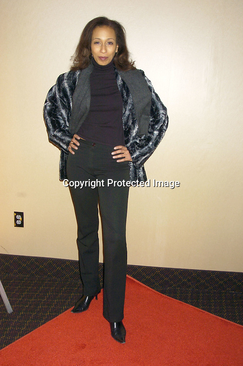 "Tamara Tunie ..at a celebrity screening of ""G5"" a new movie starring..Grayson McCouch, Amy Locaine and Michelle Geisner on ..November 29, 2004 at the UA Battery Park City Stadium..Theatre. Photo by Robin Platzer, Twin Images"