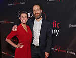 "Shorey Walker and Joey Slotnick attends the Opening Night After Party for the Ensemble for the Romantic Century production of ""Tchaikovsky: None But the Lonely Heart"" Off-Broadway Opening Night  at West Bank Cafe on May 31, 2018 in New York City."