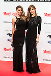 Aida Artiles and Ariadne Artiles attends to the delivery of the Men'sHealth awards at Goya Theatre in Madrid, January 28, 2016.<br /> (ALTERPHOTOS/BorjaB.Hojas)
