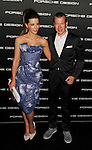 LOS ANGELES, CA - SEPTEMBER 04: Kate Beckinsale and Juergen Gessler arrive at the Porsche Design 40th Anniversary Event at a private residence on September 4, 2012 in Los Angeles, California.