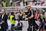 Qatar Head Coach Felix Sanchez Bas gestures during the AFC Asian Cup UAE 2019 Semi Finals match between Qatar (QAT) and United Arab Emirates (UAE) at Mohammed Bin Zaied Stadium  on 29 January 2019 in Abu Dhabi, United Arab Emirates. Photo by Marcio Rodrigo Machado / Power Sport Images