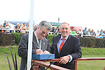 Jim Corcoran and Bellewstown races.Picture Fran Caffrey www.newsfile.ie