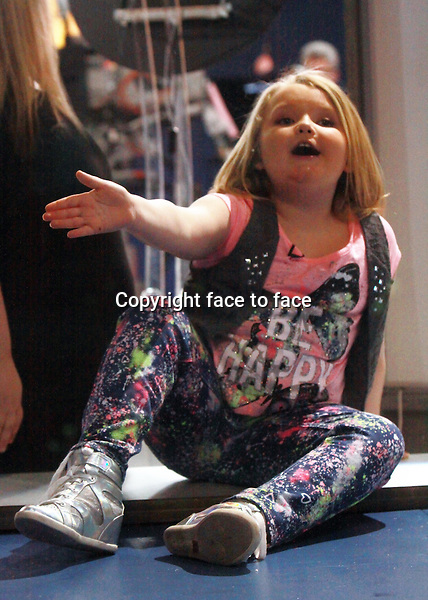 Feb.05, 2014: June Shannon, Honey Boo Boo at Good Morning America in New York City.Credit: RW/MediaPunch Inc.<br />