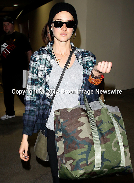 Pictured: Leelee Sobieski<br /> Mandatory Credit &copy; CALA/Broadimage<br /> Leelee Sobieski arrives at the Los Angeles International Airport<br /> <br /> 1/21/14, Los Angeles, California, United States of America<br /> <br /> Broadimage Newswire<br /> Los Angeles 1+  (310) 301-1027<br /> New York      1+  (646) 827-9134<br /> sales@broadimage.com<br /> http://www.broadimage.com