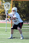 Orange, CA 05/02/10 - Matt Sathrum (Chapman # 16) in action during the Chapman-Arizona State MCLA SLC Division I final at Wilson Field on Chapman University's campus.  Arizona State defeated Chapman 13-12 in overtime.