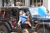 NWA Democrat-Gazette/FLIP PUTTHOFF<br />CENTERTON DAY TREATS<br />Kids get candy tossed their way on Saturday Sept. 9 2017 at the Centerton Day parade, part of the annual Centerton Day at Centerton city park. The event also featured a car show, dunk tank, pancake breakfast, tiny tot pageant, a fish fry and more at the park and other venues around the city.