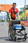 General view, <br /> SEPTEMBER 17, 2016 - Cycling - Road : <br /> at Pontal <br /> during the Rio 2016 Paralympic Games in Rio de Janeiro, Brazil.<br /> (Photo by AFLO SPORT)