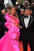 """CANNES, FRANCE. May 22, 2019: Lorena Rae at the gala premiere for """"Oh Mercy!"""" at the Festival de Cannes.<br /> Picture: Paul Smith / Featureflash"""