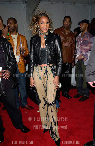 Actress VIVICA A. FOX at the 15th Annual Soul Train Music Awards in Los Angeles..28FEB2001.  © Paul Smith/Featureflash