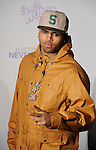 "{LOS ANGELES}, CA - {FEBRUARY} 08: Chris Brown attends the ""Justin Bieber: Never Say Never"" Los Angeles Premiere at Nokia Theatre L.A. Live on February 8, 2011 in Los Angeles, California."