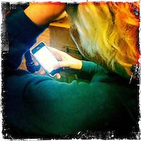tweeting at home