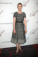 May 18, 2012 Cynthia Nixon attends the 78th Annual Drama League Awards at the Marriott Marquis Times Square in New York City. © RW/MediaPunch Inc.