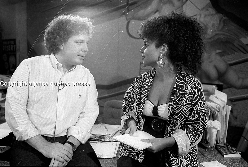 Jean Charest interview with Sonia Benezra at Musqiue Plus, June 26, 1987