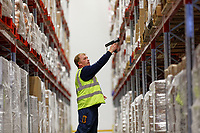 2019 10 02 NHS Wales Warehouse in south east Wales, UK