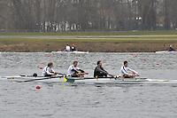 221 AbingdonRC IM3.4+..Marlow Regatta Committee Thames Valley Trial Head. 1900m at Dorney Lake/Eton College Rowing Centre, Dorney, Buckinghamshire. Sunday 29 January 2012. Run over three divisions.