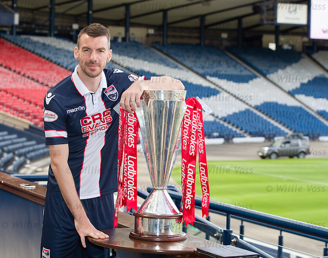 Paul Quinn, Ross County - SUNDAYS