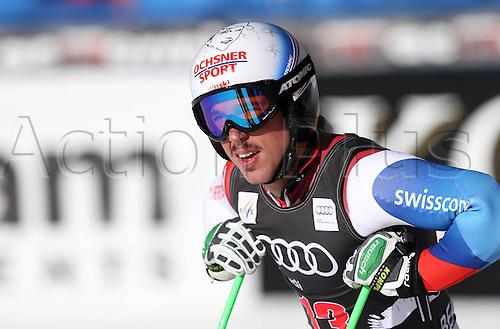 29.11.2012.  Beaver Creek Colorado USA  Ski Alpine FIS World Cup Downhill Mens practise   Picture shows Carlo Janka SUI