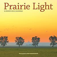 PRODUCT: Calendar<br /> TITLE: Prairie Light<br /> CLIENT: Wyman Publishing