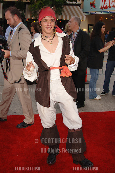 """Actor MATTHEW UNDERWOOD at the Los Angeles premiere of """"Monster House""""..July 17, 2006  Los Angeles, CA.© 2006 Paul Smith / Featureflash"""