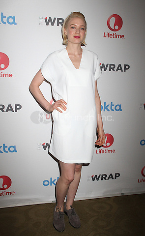 NEW YORK, NY - JUNE :  Lucy Walters attends TheWrap's 2nd Power Women Breakfast New York Honoring Influential Women of Entertainment, Media, Technology and Brands in New York, New York on June 9, 2016.  Photo Credit: Rainmaker Photo/MediaPunch