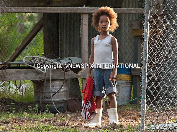 """10.1.2013,85TH OSCAR NOMINATIONS,Los Angeles: QUVENZHANE WALLIS.Performance by an actress in a leading role in ?Beasts of the Southern Wild?.Mandatory Photo Credit: ©Mary Cybulski/Newspix International              ..                           **ALL FEES PAYABLE TO: """"NEWSPIX INTERNATIONAL""""..**PHOTO CREDIT MANDATORY!!: NEWSPIX INTERNATIONAL(Failure to credit will incur a surcharge of 100% of reproduction fees).IMMEDIATE CONFIRMATION OF USAGE REQUIRED:.Newspix International, 31 Chinnery Hill, Bishop's Stortford, ENGLAND CM23 3PS.Tel:+441279 324672  ; Fax: +441279656877.Mobile:  0777568 1153.e-mail: info@newspixinternational.co.uk"""