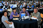 September 12, 2009:  Guests at the 'Rhythm on the Vine' charity dinner concert to benefit Shriners Children Hospital held at  the South Coast Winery in Temecula, California..Photo by Frank Picard/Milestone Photo