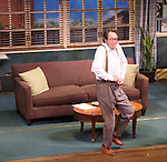 Larry Pine during the Off-Broadway opening Night Performance Curtain Call for 'Billy & Ray' at the Vineyard Theatre on October 20, 2014 in New York City.