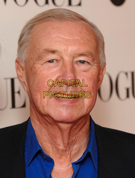 Sir TERENCE CONRAN.Vogue magazine's 90th anniversary party.The Serpentine Gallery, Kensington Palace Gardens.8th November 2006  London, England.Ref: PL.portrait headshot.www.capitalpictures.com.sales@capitalpictures.com.©Phil Loftus/Capital Pictures