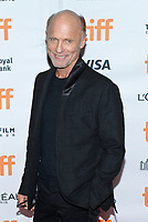 10 September 2017 - Toronto, Ontario Canada - Ed Harris. 2017 Toronto International Film Festival - &quot;mother!&quot; Premiere held at TIFF Bell Lightbox. <br /> CAP/ADM/BPC<br /> &copy;BPC/ADM/Capital Pictures