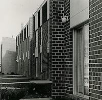 1969 February 27..Redevelopment.Rosemont (R-25)..Oakmont Apartments - Rosemont..Millard Arnold.NEG# MDA69-22-5.NRHA#..