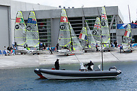 Aarhus, Denmark is hosting the 2018 Hempel Sailing World Championships from 30 July to 12 August 2018. More than 1,400 sailors from 85 nations are racing across ten Olympic sailing disciplines as well as Men's and Women's Kiteboarding. <br /> 40% of Tokyo 2020 Olympic Sailing Competition places will be awarded in Aarhus as well as 12 World