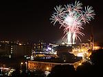 Fireworks @ Scotch Hall 2012