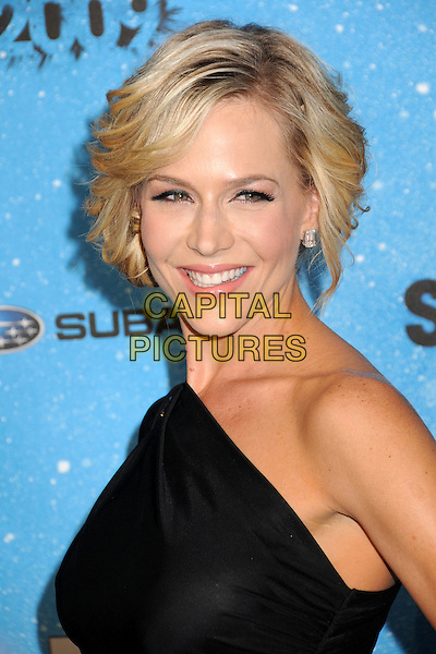 JULIE BENZ.Spike TV's Scream 2009 held at the Greek Theatre, Los Angeles, California, USA..October 17th, 2009.headshot portrait black one shoulder .CAP/ADM/BP.©Byron Purvis/AdMedia/Capital Pictures.