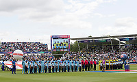 The opening Ceremony during Australia vs England, ICC World Cup Semi-Final Cricket at Edgbaston Stadium on 11th July 2019