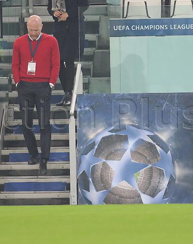 23.02.2016. Turin, Italy. UEFA Champions League football. Juventus versus Bayern Munich.  Matthias SAMMER, Munich Sporting director