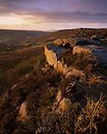 Curbar Edge, Peak District