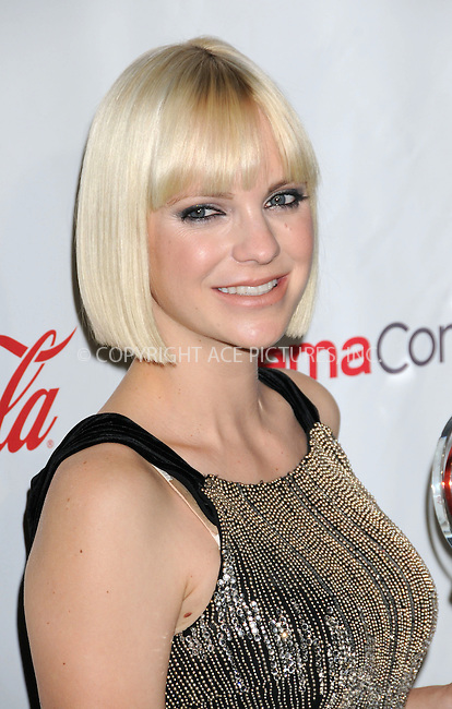 WWW.ACEPIXS.COM . . . . .  ..... . . . . US SALES ONLY . . . . .....April 26 2012, Las Vegas....Anna Faris at the CinemaCon Awards held at Caesars Palace Hotel on April 26 2012 in Las Vegas....Please byline: FAMOUS-ACE PICTURES... . . . .  ....Ace Pictures, Inc:  ..Tel: (212) 243-8787..e-mail: info@acepixs.com..web: http://www.acepixs.com