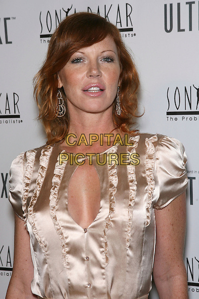 CYNTHIA BASINET.The Sonya Dakar Skin Clinic Opening Celebration - Arrivals held at the Sonya Dakar Skin Clinic, Beverly Hills, California, USA..October 24th, 2006.Ref: ADM/ZL.headshot portrait white satin blouse shirt .www.capitalpictures.com.sales@capitalpictures.com.©Zach Lipp/AdMedia/Capital Pictures.