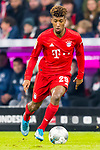 09.11.2019, Allianz Arena, Muenchen, GER, 1.FBL,  FC Bayern Muenchen vs. Borussia Dortmund, DFL regulations prohibit any use of photographs as image sequences and/or quasi-video, im Bild Kingsley Coman (FCB #29) <br /> <br />  Foto © nordphoto / Straubmeier