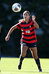 12 November 2016: Liberty's Sami Santos. The University of North Carolina Tar Heels played the Liberty University Flames at Fetzer Field in Chapel Hill, North Carolina in a 2016 NCAA Division I Women's Soccer Tournament First Round match. UNC won the game 3-0