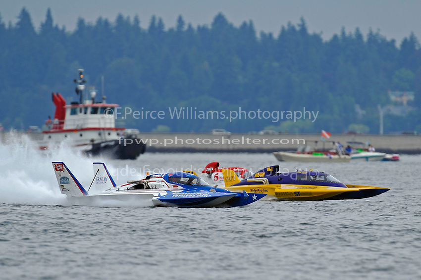 UL-77, Paul Becker, UL-1 and UL-5.