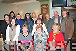 1728-1732.---------.Seasons greetings.-----------------.Attending the dinner night last Thursday in Gally's bar/restaurant,Castlemaine Rd,Tralee for the friends and relatives of residents of Cu?il-Di?dan were(front)L-R Claire O'Shea,Catriona O'Connor(proprietor of Cu?il-Di?dan)Alice Tiernan and Ina Galvin(proprietor of Gally's).Back L-R Joan Burke,Sabha pillai,Jerry O'Shea,Margarette Reidy,Margarette O'Shea,Margaret Brosnan,Kitty Galvin,Jackie Rogers,Tom Fitzgerald and Derek O'Connor.