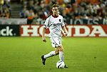 30 October 2004: Chris Leitch. DC United defeated the MetroStars 2-0 at RFK Stadium in Washington, DC in the second leg of their Major League Soccer Eastern Conference Semifinal playoff series. United eliminated the MetroStars 4-0 on aggregate goals..